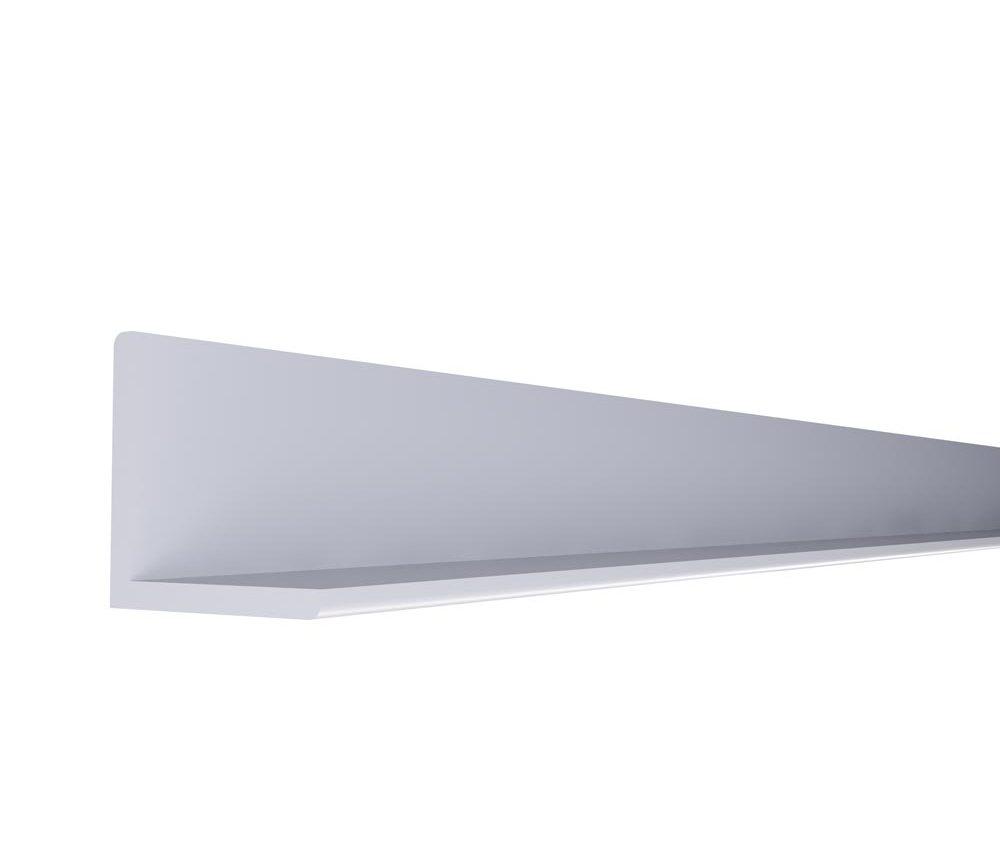 Cornière 20 x 20mm blanche