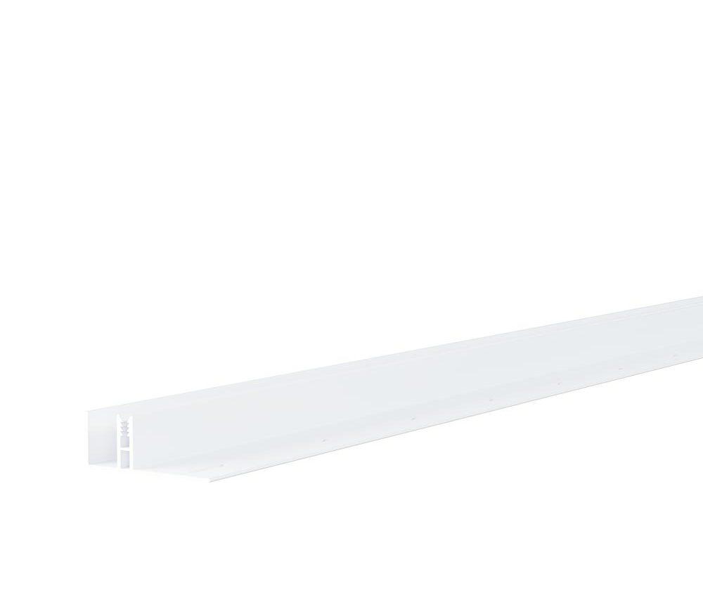 Fond commun PVC (base femelle) en blanc