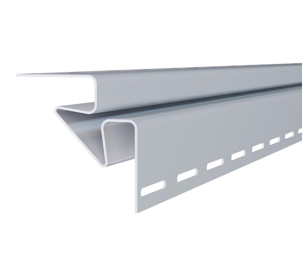 Angle intérieur barlyte en blanc